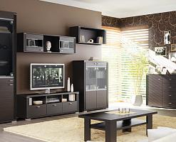 купить современную гостиную гостиные стенки в стиле модерн и хай